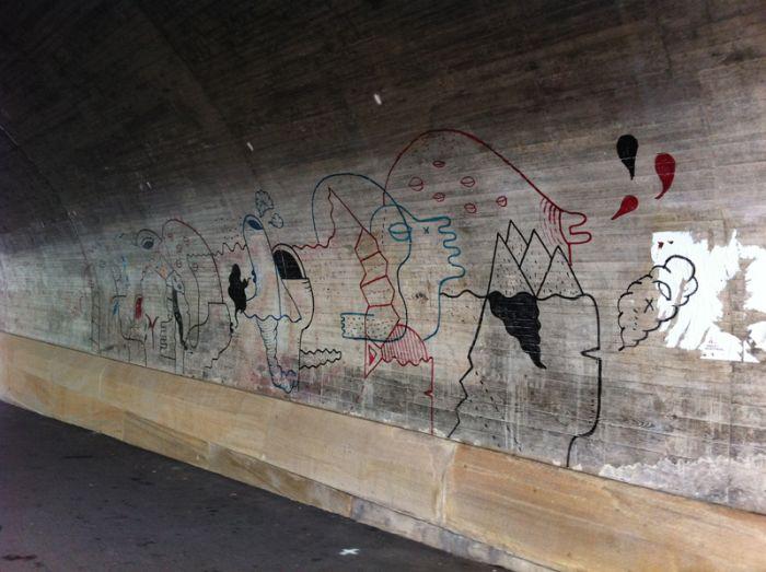 Streetart by Junkhouse (101 pics)