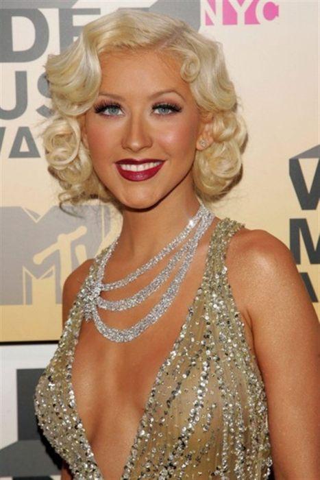 Christina Aguilera y el paso del tiempo - Taringa!