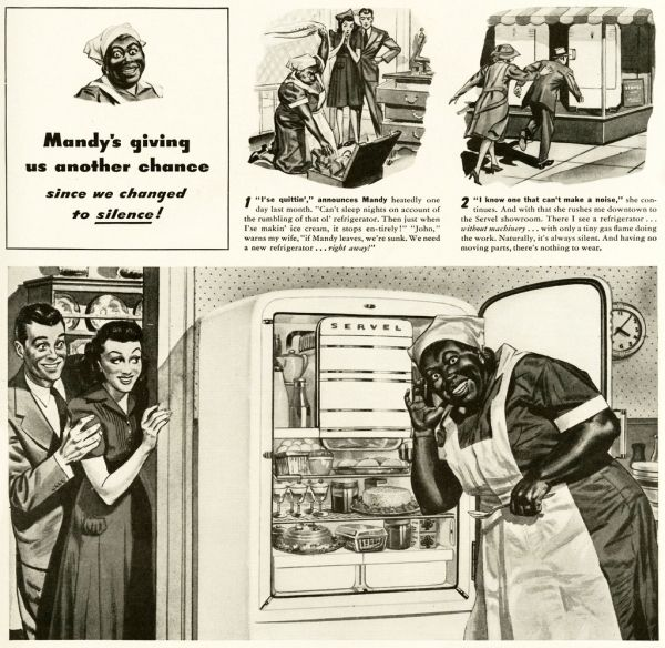 Racism In Vintage Ads (30 pics)