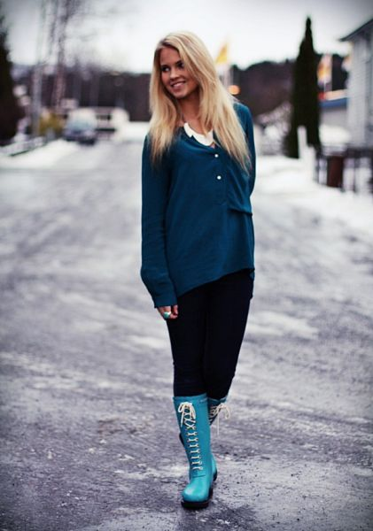 image Norwegian blogger emilie solbu gets cock