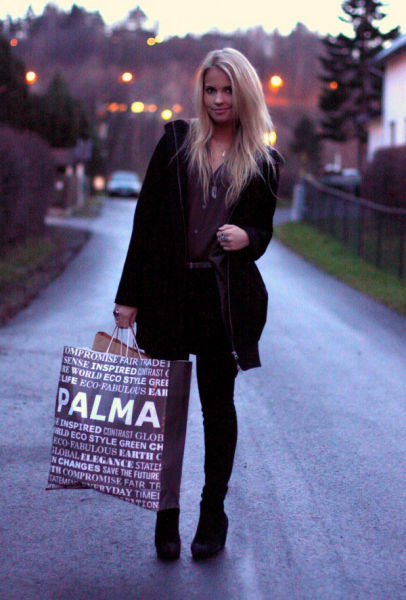 "Emilie ""Voe"" the Prettiest Norwegian Blogger (43 pics)"