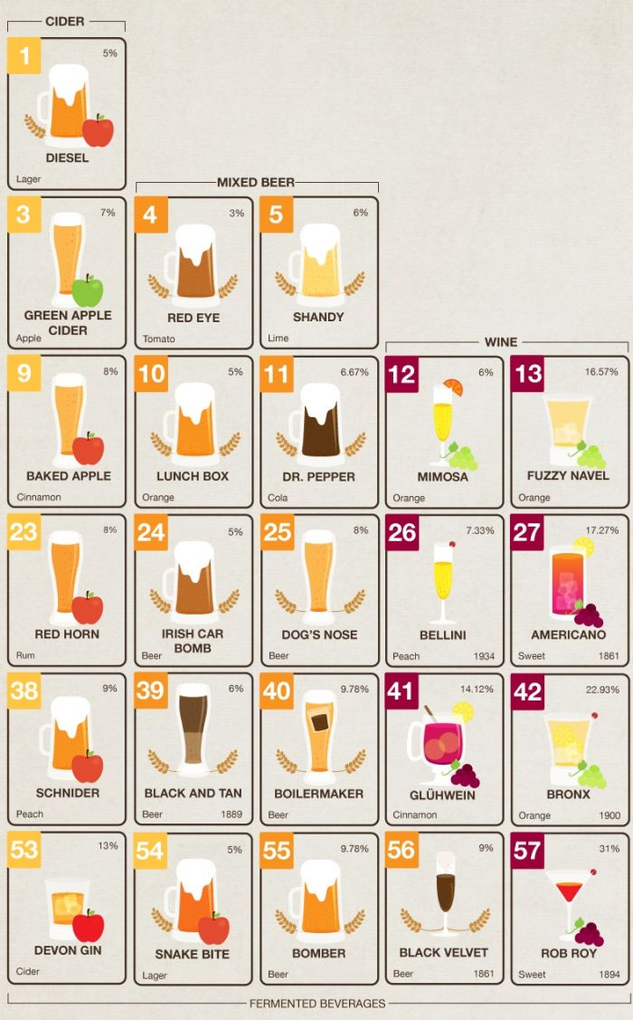 College Students` Guide to Boozing (7 pics)