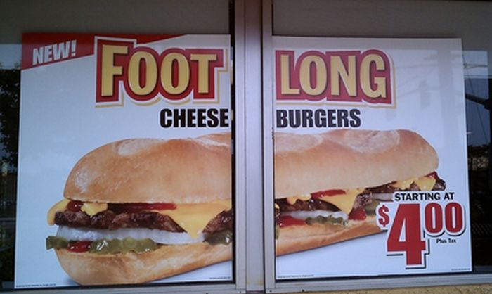 The Most Unhealthy Fast Foods (25 pics)