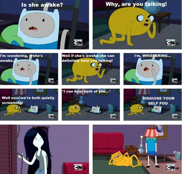 Funny TV and Movie Screencaps. Part 2 (55 pics)