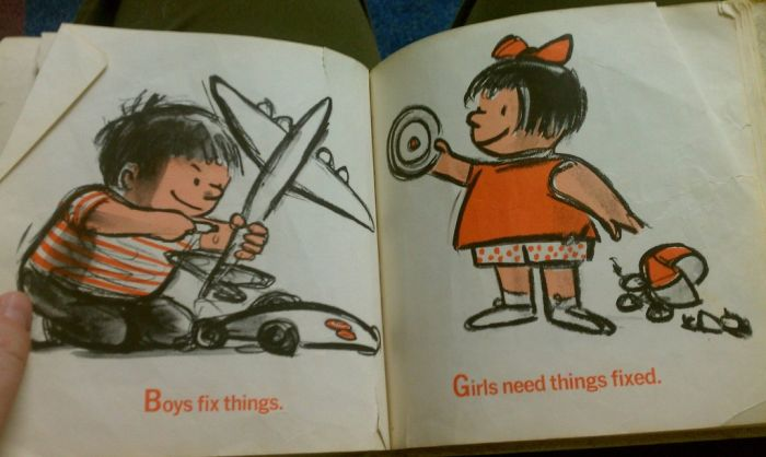 I'm Glad I'm A Boy! I'm Glad I'm A Girl! Book (13 pics)