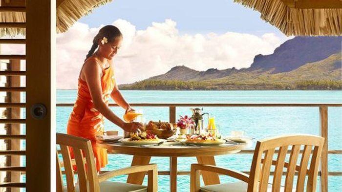 Four Seasons Resort Bora Bora (30 pics)