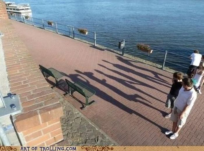 Art of Trolling. Part 2 (50 pics)