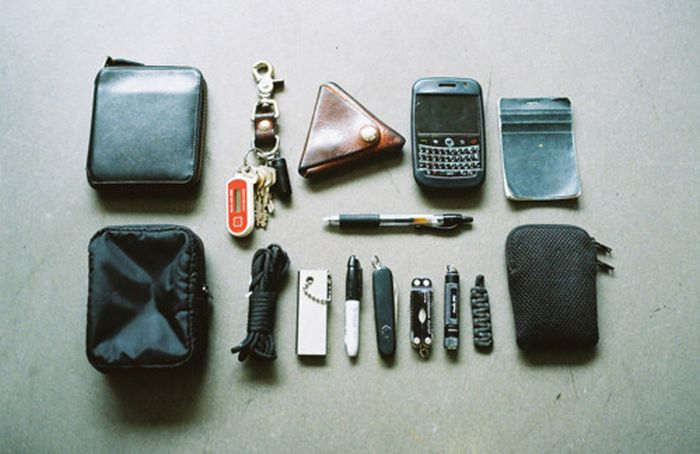 Everyday Carry (126 pics)