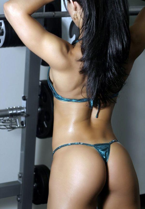 Brazilian Fitness Girl Eva Andressa (20 pics)