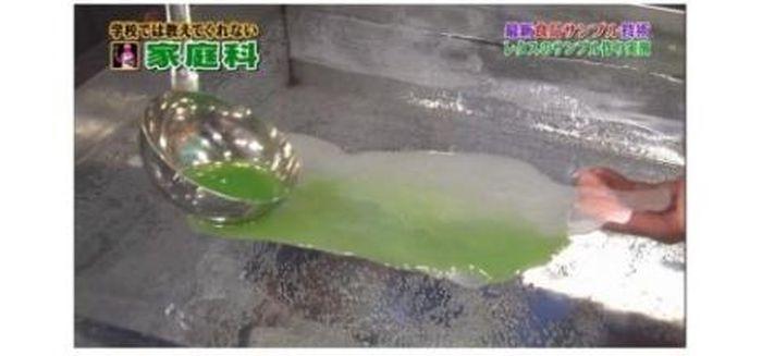 Fake Cabbage. Made in China (8 pics)