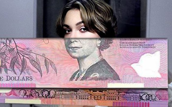 Celebrity Bank Notes (13 pics)