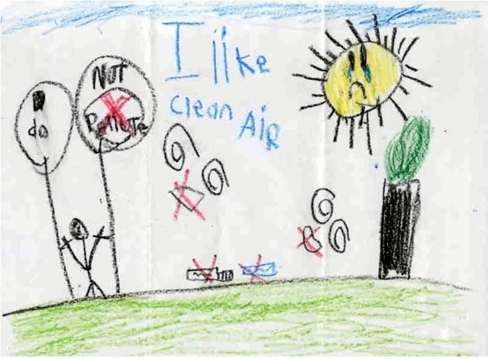 Kids Against Pollution (35 pics)