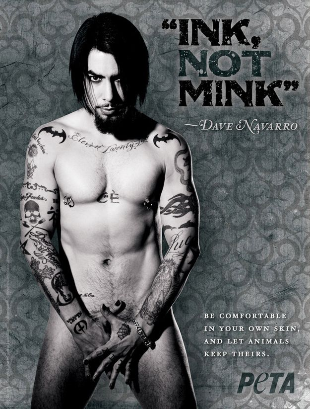 Ink, Not Mink (17 pics)