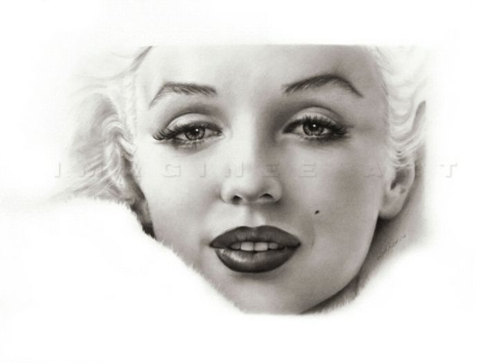 Pencil Drawings (47 pics)
