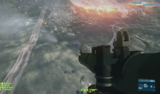 Incredible Battlefield 3 Take Out a Helicopter