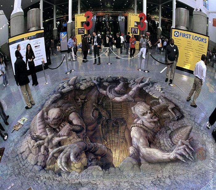 Amazing Street Art (72 pics)