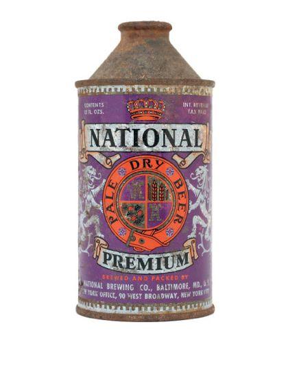 Vintage Beer Cans (40 pics)