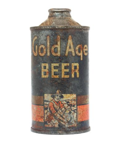 Vintage Beer Cans (40 pics)