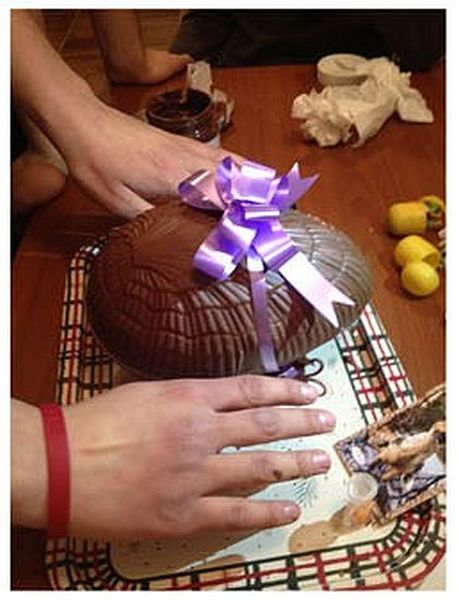 The Sweetest Easter Egg Ever (20 pics)