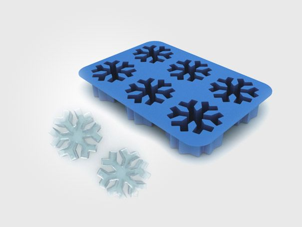Creative Ice Cube Trays (26 pics)