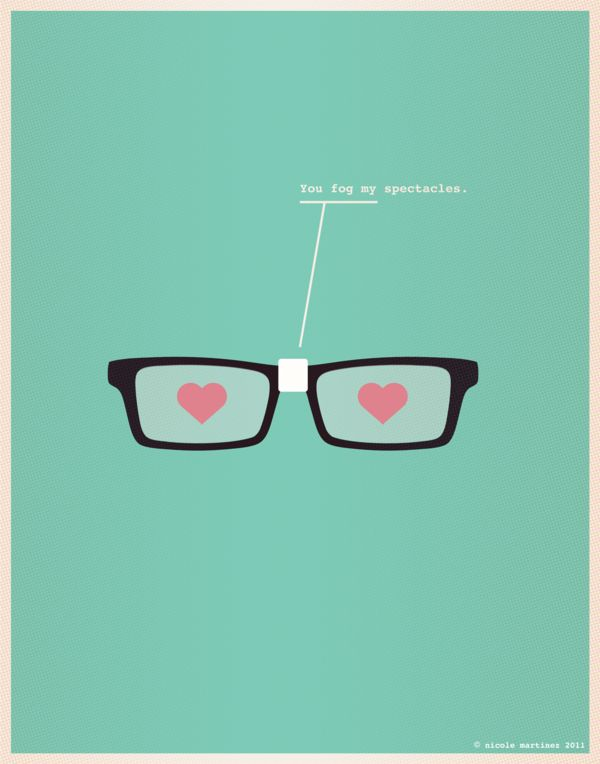 Illustrations for Nerds in Love (11 pics)