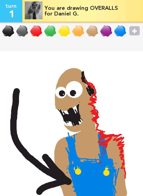 OMGPOP's Draw Something Is So Far the Game of the Year (7 pics)