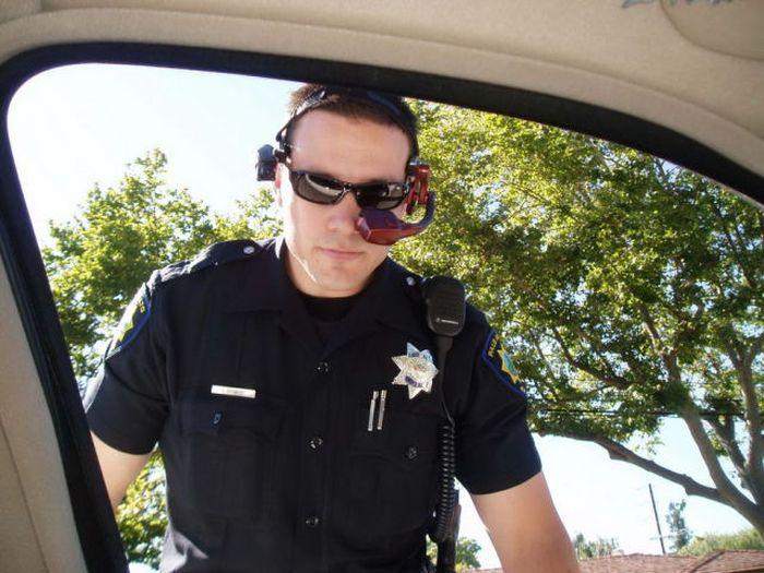 Life of Cops Around the World (59 pics)