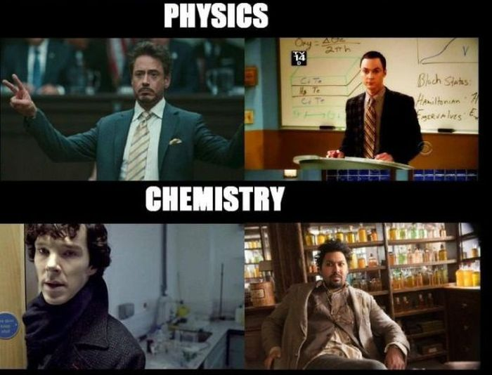 If Teachers Were TV and Movie Characters (8 pics)