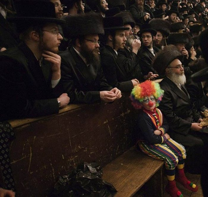 Wasted Israelis During the Purim Celebration (59 pics)