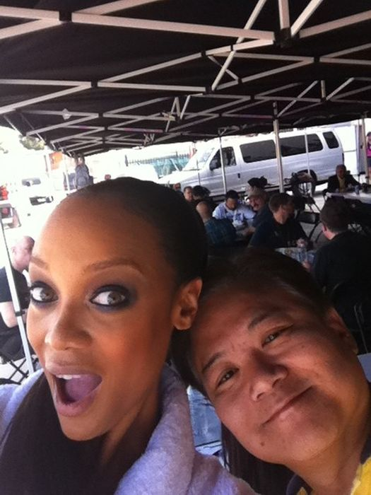 Tyra Banks Twitpics (43 pics)