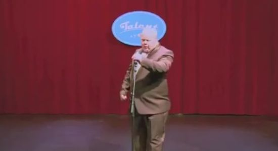 Epic Talent Show Guy