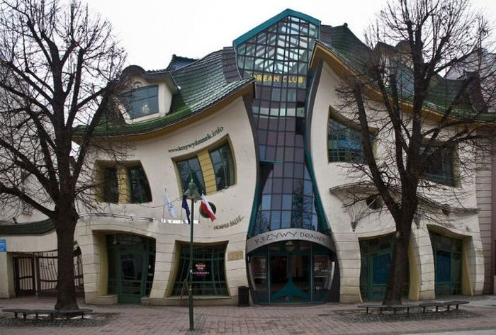 Unusual Buildings (36 pics)