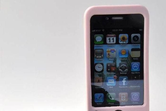 iGrope Boobs iPhone Case (6 pics)