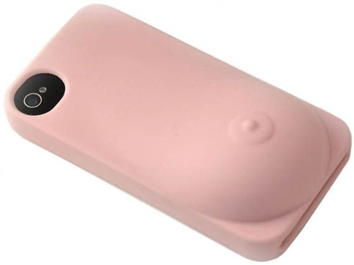 iGrope Boobs iPhone Case (6 pics)