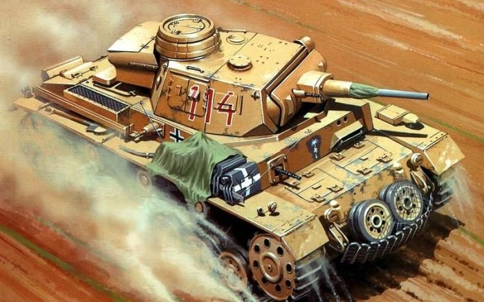 Tanks (155 pics)