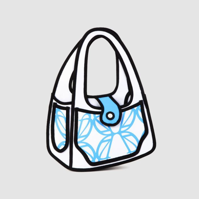 Bags That Look Like They're Straight Out Of A Comic Strip (25 pics)