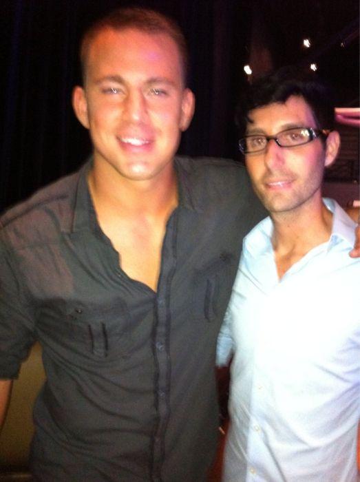 Channing Tatum Twitpics (27 pics)