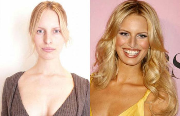 Supermodels Without Makeup? (30 pics)