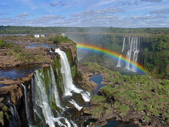 Amazing Iguazu Falls