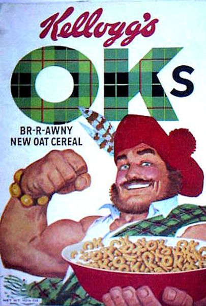 Nutty Breakfast Cereals (20 pics)