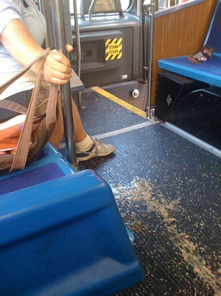 What Happens in Bus Stays in Bus (24 pics)