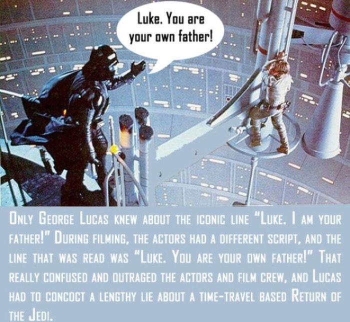 Surprising Star Wars Facts (10 pics)