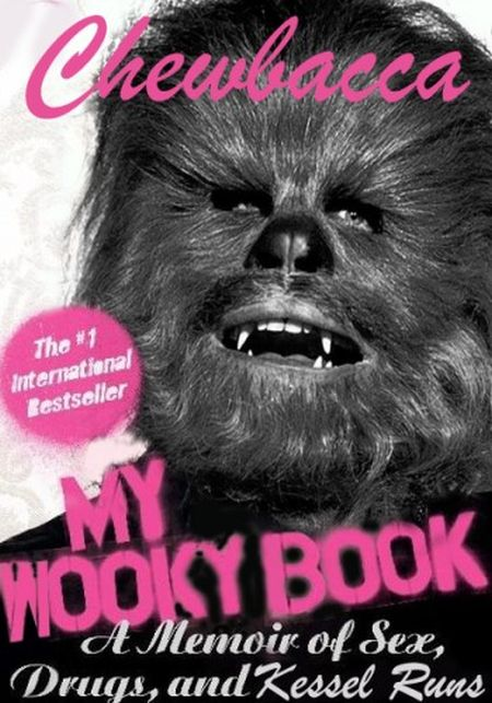 Star Wars Autobiographies (15 pics)
