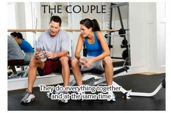 People You Tend To Find At The Gym (13 pics)