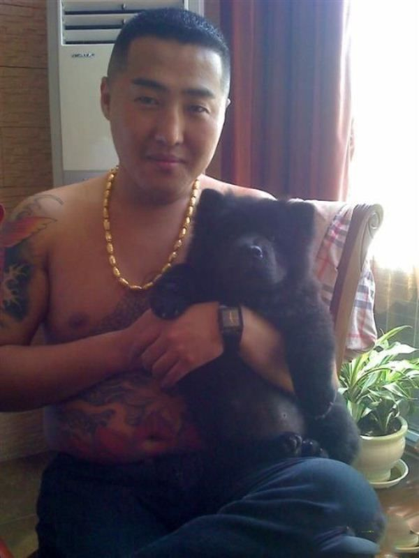 Chinese Gang Member (23 pics)