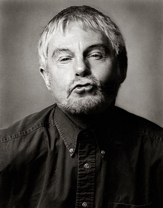 Amazing Black and White Celebrity Portraits (59 pics)