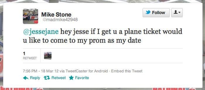 Minnesota Teen Asks Porn Stars To Prom On Twitter (17 pics)