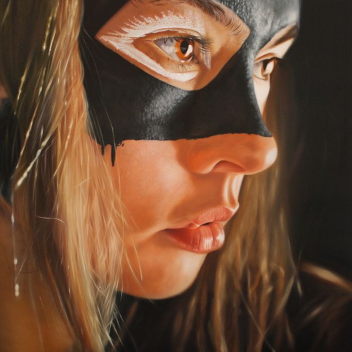 Hyper Realistic Paintings (30 pics)