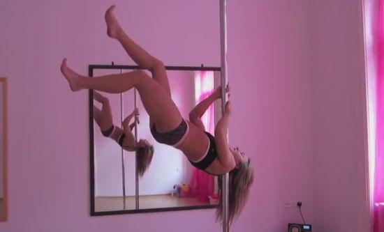 Incredible Pole Dance Performance