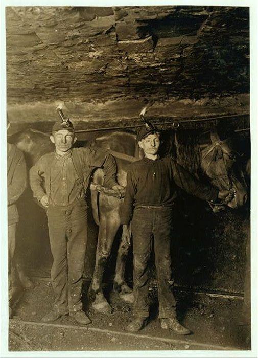 Child Miners (20 pics)
